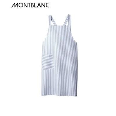 MONTBLANC エプロン(男女兼用) 【業務用】コック服