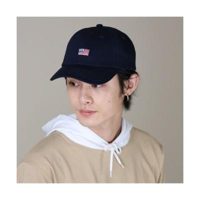 帽子 キャップ 【BEN DAVIS】ロゴローキャップ