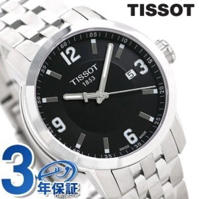 【あす着】ティソ 腕時計 T-スポーツ PRC200 メンズ T055.410.11.057.00 TISSOT 時計