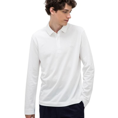 ZOZOUSED / 長袖ポロシャツ MEN トップス > ポロシャツ