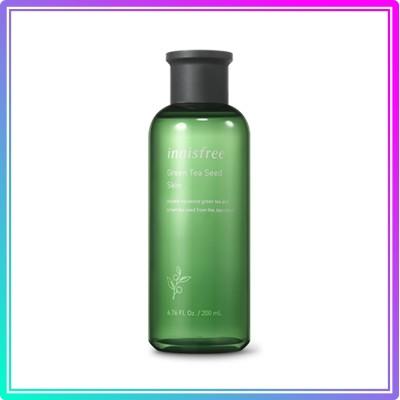 イニスフリー グリーンティーシード スキン[化粧水]200mL / innisfree Green Tea Seed Skin