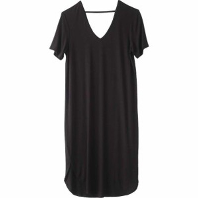 カブー Kavu レディース ワンピース ワンピース・ドレス KAVU Sachi Dress Jet Black