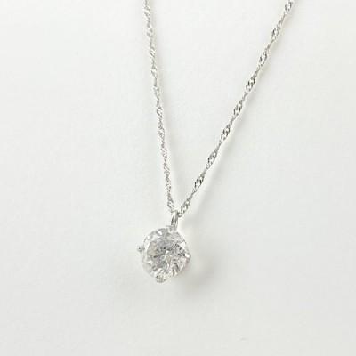 ダイヤモンド デザイン ネックレス プラチナ ペンダント ネックレス ダイヤモンド Pt850 Pt999 レディース 中古