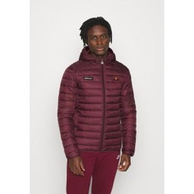エレッセ メンズ ジャケット&ブルゾン アウター LOMBARDY - Light jacket - burgundy burgundy