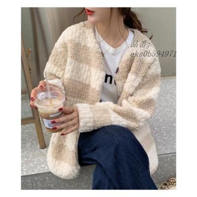 ニット レディース 秋服 暖かめ 秋冬ニット セーター ゆったり 長袖 体型カバー シンプル ハイネック