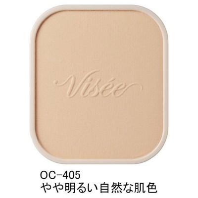 ヴィセ(Visee)リシェ ヌーディフィット ファンデーション OC-405やや明るい自然な肌色 10g SPF17・PA++ コーセー