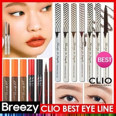 BREEZY [CLIO] New item BEST EYE LINE / KILL LASH SUPERPROOF MASCARA 7g