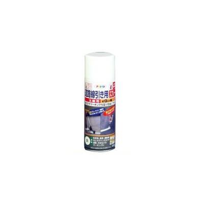 アサヒペン 道路線引き用スプレー 太線用 赤 (全4色) [400ml] アクリル樹脂塗料