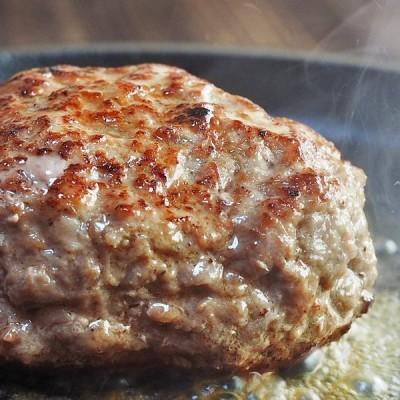 国産牛 手作り 生ハンバーグ ふんわり 詰め合わせセット 6個 ハンバーグソース付き 牛肉 敬老の日 残暑見舞い ギフト お取り寄せ 内祝 御祝 誕生