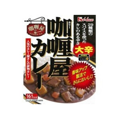 ハウス食品/カリー屋カレー 〈大辛〉 200g