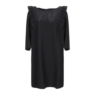 HANITA ミニワンピース&ドレス ブラック S ポリエステル 91% / ポリウレタン 9% ミニワンピース&ドレス