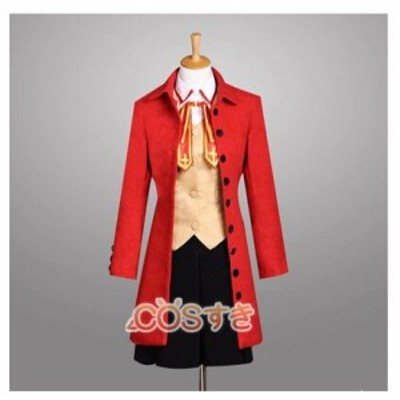 Fate stay night フェイト ステイナイト 遠坂凛 とおさか りん ユニフォーム Unlimited Blade Works風 セット コスプレ衣装 cosplay衣装