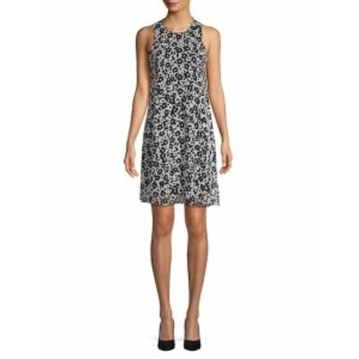カルバンクライン レディース ワンピース Floral A-Line Dress
