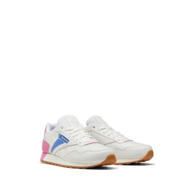 リーボック レディース スニーカー シューズ Classic Harman Run Sneaker CHALK/POSH PINK/BLUE BLAST