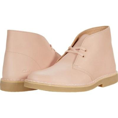 クラークス Clarks レディース ブーツ シューズ・靴 Desert Boot 2 Light Pink