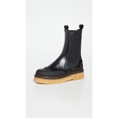 ガニー GANNI レディース ブーツ シューズ・靴 Midcalf Boots Black