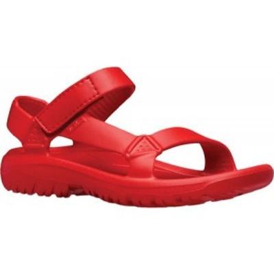 テバ Teva レディース サンダル・ミュール シューズ・靴 Hurricane Drift Sandal Firey Red Synthetic