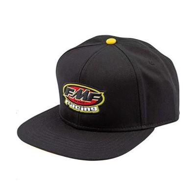 FMF Break Snapback Hat Black