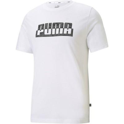 PUMA(プーマ) CAMO グラフィックTシャツ 589777-02 メンズ