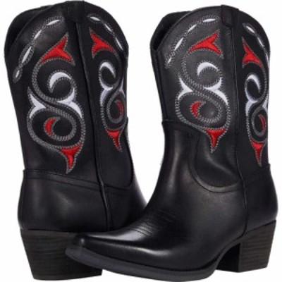 ディンゴ Dingo レディース ブーツ シューズ・靴 Roundup Black