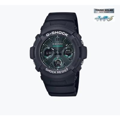 AWG-M100SMG-1AJF G-SHOCK 電波受信 タフソーラー 針退避 ワールドタイム カシオ CASIO 腕時計 国内正規品