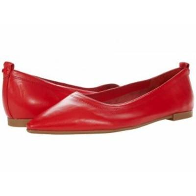 Calvin Klein カルバンクライン レディース 女性用 シューズ 靴 フラット Raya Red【送料無料】