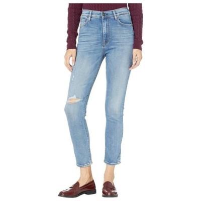 ハドソンジーンズ レディース デニムパンツ ボトムス Holly High-Rise Skinny Ankle Jeans in Stay