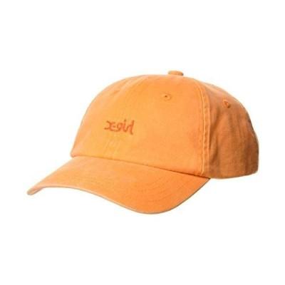 [エックスガール] PIGMENT-DYED CAP 105201051006 (オレンジ One Size)