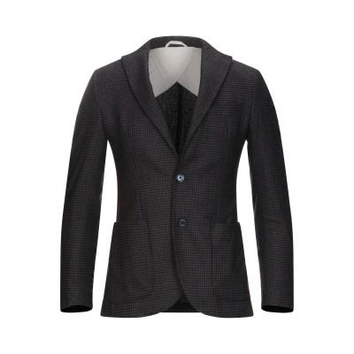BARBATI テーラードジャケット ダークブルー 56 ウール 50% / アクリル 50% テーラードジャケット