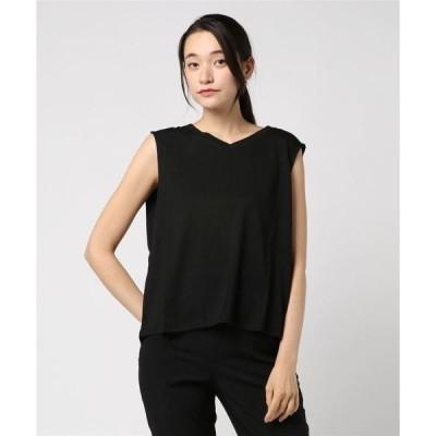 tシャツ Tシャツ 選べるとろみトップス(タンクトップ・オーバーサイズ)