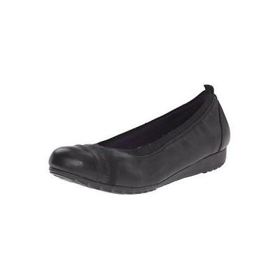フラット ぺったんこ オックスフォード スケッチャーズ Skechers 49235 レディース Rome モダンo Ballet フラット. Black Leather