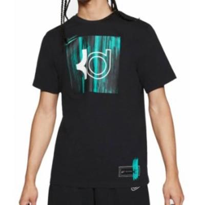 ナイキ メンズ Nike Men's KD Dri-FIT Basketball Graphic T-Shirt 半袖 BLACK
