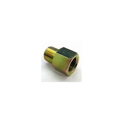 鉄製高圧継手  PT継手同径ブッシング Rオネジ×Rcメネジ07R-0606 | R3/8×Rc3/8(mm)