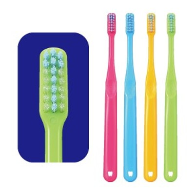 【メール便を選択で送料無料】Ci PRO PLUS/Mふつう/5本入【Ciメディカル 歯ブラシ】