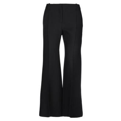 ヴァレンティノ VALENTINO パンツ ブラック 44 バージンウール 65% / シルク 35% パンツ