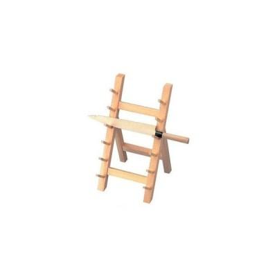 木製庖丁掛 6段