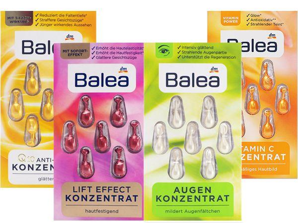 德國 Balea~精華素膠囊(7粒裝) 多款可選【DS001267】