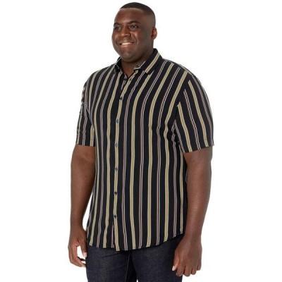 ジョニー ビッグ メンズ シャツ トップス Big & Tall Washington Stripe Shirt