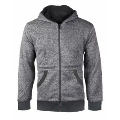 ファッション トップス Boys Kids Toddler Athletic Soft Sherpa Lined Fleece Zip Up Hoodie Sweater Jacket