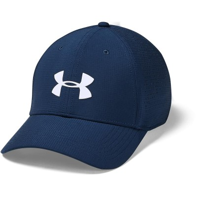 UNDER ARMOUR (アンダーアーマー) UA DRIVER CAP 3.0 FREE NVY メンズ 1328670 409
