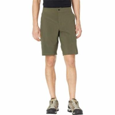 ザ ノースフェイス The North Face メンズ ショートパンツ ボトムス・パンツ Paramount Active 11 Shorts New Taupe Green
