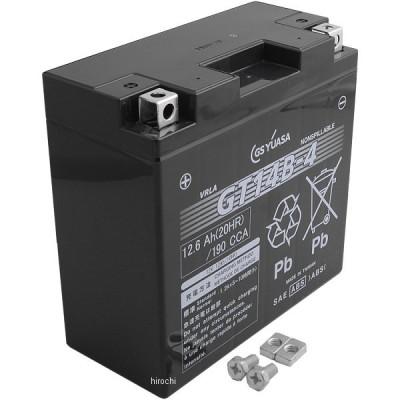 【メーカー在庫あり】 GT14B-4-GY-C-ZZ GT14B-4 GSユアサ MFバッテリー 制御弁型 12V (液入充電済) SP店