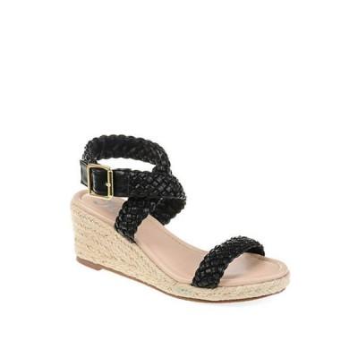 ジュルネ コレクション レディース サンダル シューズ Comfort Evolet Wedge Sandals