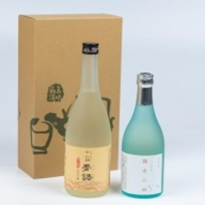 HT-07 純米吟醸酒「強力の郷」「夢語」2本セット