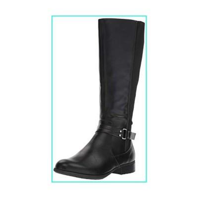 【新品】LifeStride Women's X-Anita Knee High Boot, Black, 7 M US(並行輸入品)