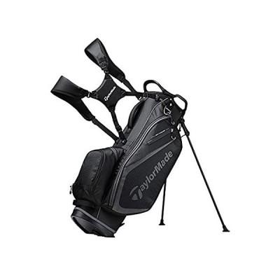 Select Stand Bag, Black/Charcoal