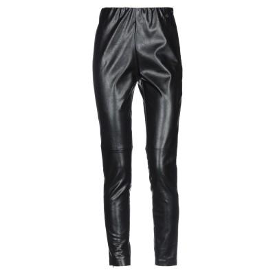 ブルーガール ブルマリン BLUGIRL BLUMARINE パンツ ブラック 42 ポリウレタン 100% パンツ