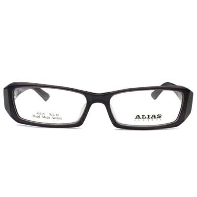 アイカフェa1618 c.12a クリアブラック伊達 セル メガネ めがね 眼鏡 新品 送料無料