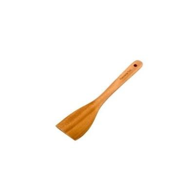 ds-2285191 ウッド ターナー/調理器具 【6.5×30×1.5cm】 木製 ベストコ リストランテツール 〔キッチン 台所〕【代引不可】 (ds2285191)