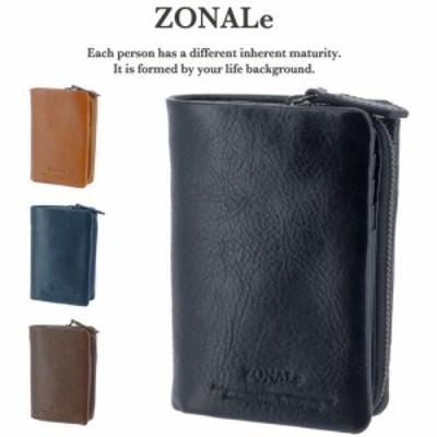 ゾナール ZONALe 二つ折り財布 折財布 COMODO コモド 31032 メンズ レディース ポイント10倍 送料無料 プレゼント ギフト ラッピング無料